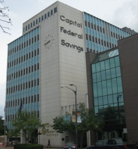 Capitol Federal Savings Before Renovation Topeka KS/Stone Panels, Inc.