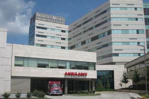 Critical Care Expansion Shawnee Mission Medical Center/Stone Panels
