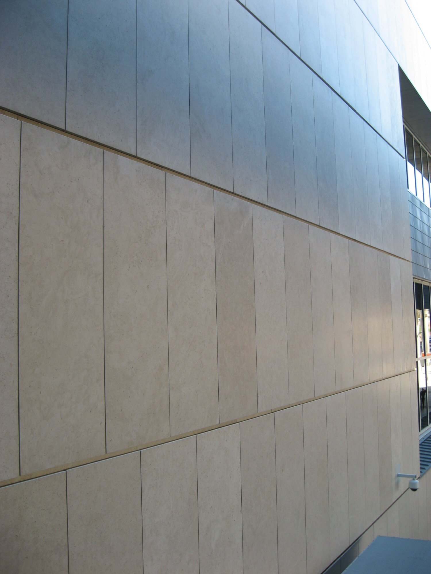 Stone Panels International Mccarran Airport Terminal 3