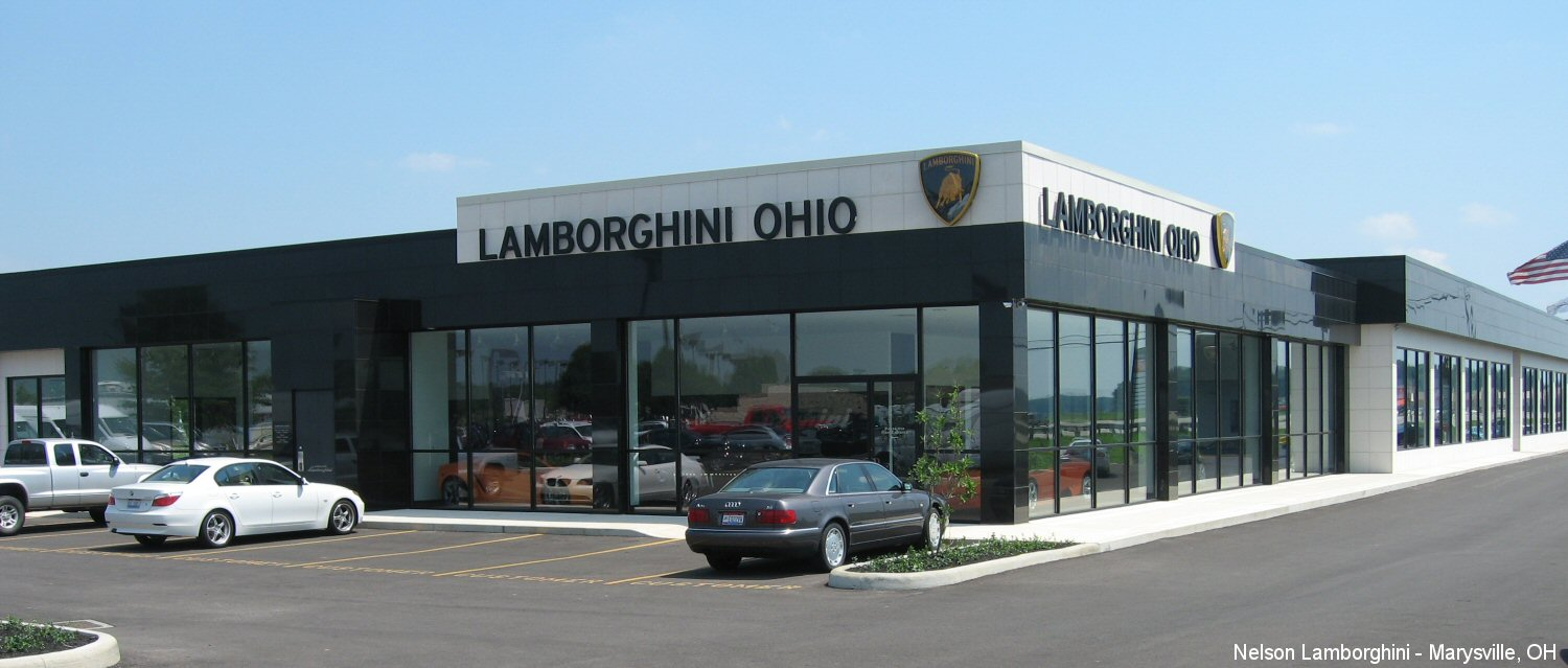 Stone Panels International Nelson Lamborghini