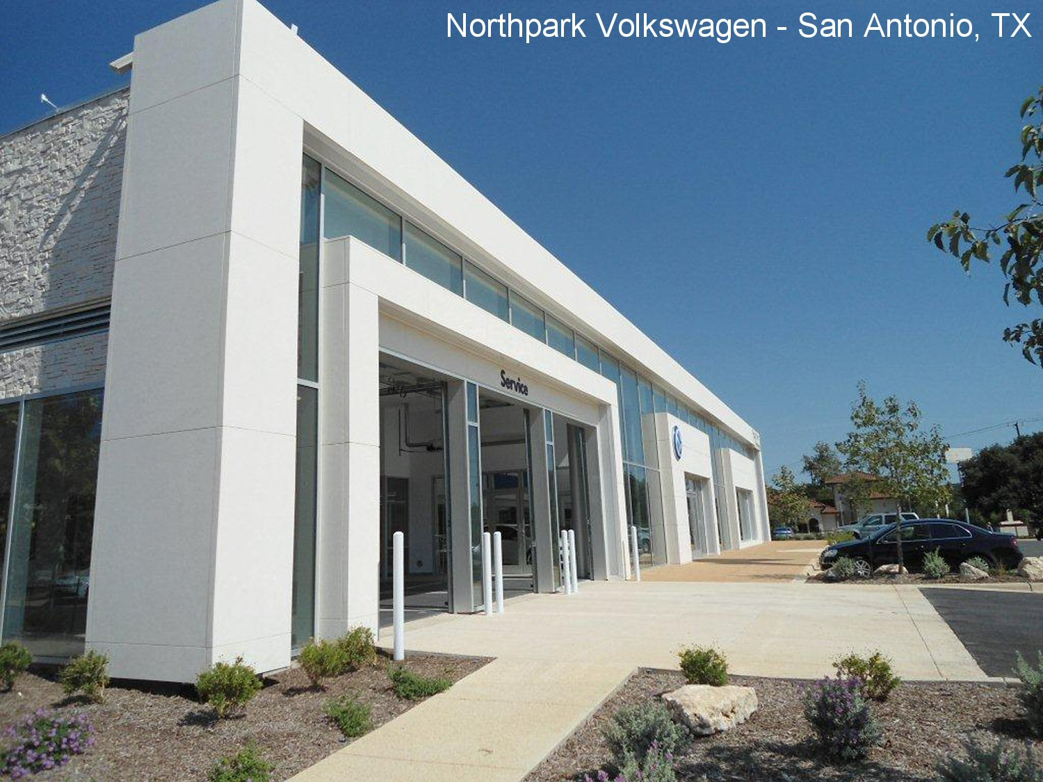 Stone Panels International North Park Volkswagen Of Dominion