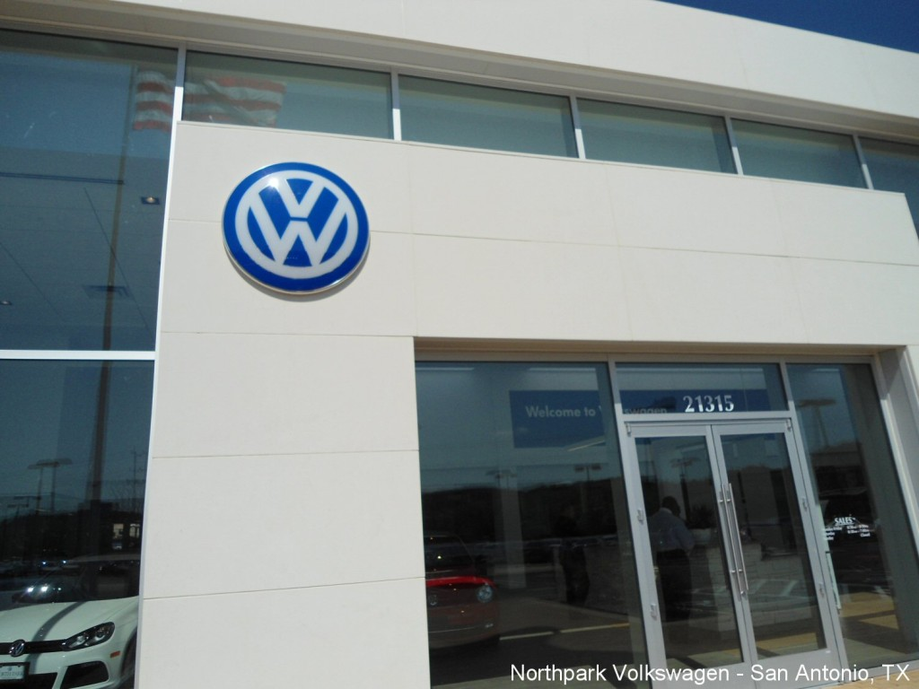 stone panels international north park volkswagen  dominion