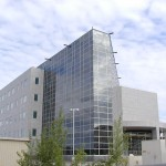Rabinowitz Federal Courthouse in Fairbanks,AK Sardo Gray Granite