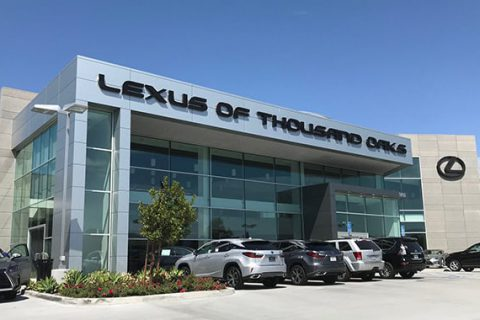LEXUS OF THOUSAND OAKS