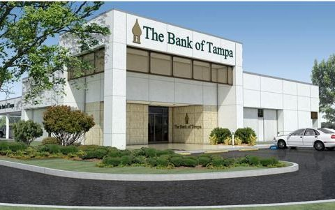BANK OF TAMPA – CARROLLWOOD BRANCH