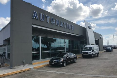 AUTONATION FORD - ARLINGTON