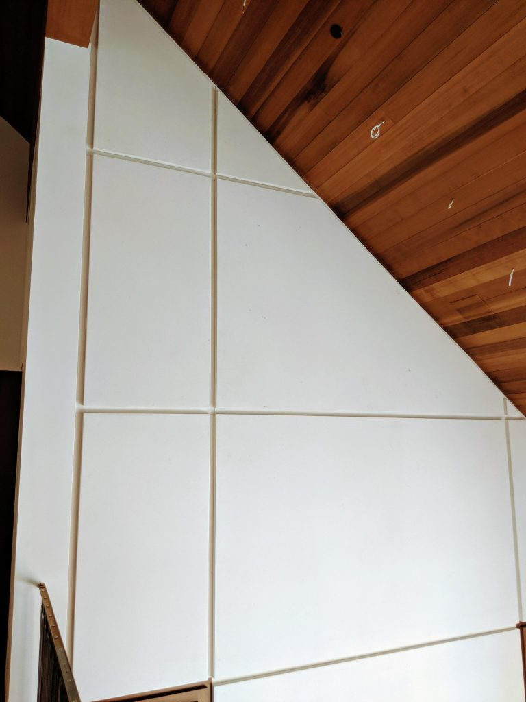 Living Room Feature Wall Decor: RESIDENTIAL INTERIOR FEATURE WALL