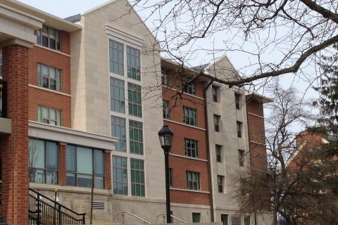 PENN STATE SOUTH RESIDENCE HALLS