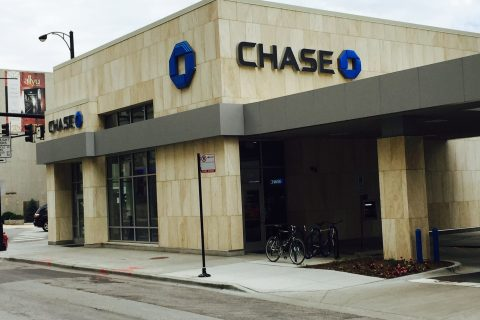 CHASE BANK - LARRABEE