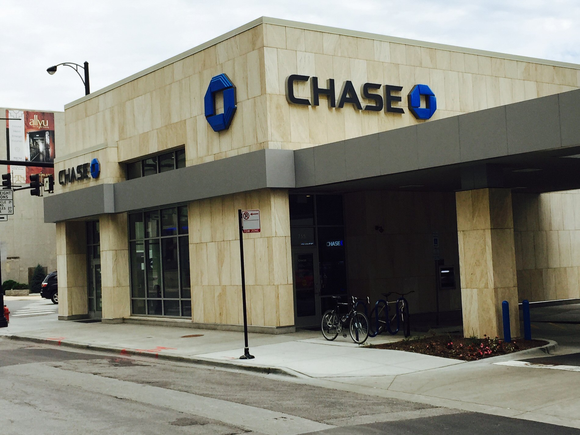 chase bank locations chicago michigan ave